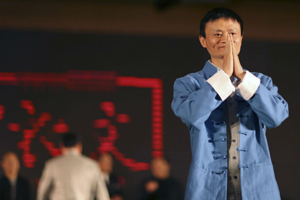 Jack Ma, salah satu orang tionghoa paling berpengaruh di dunia saat ni