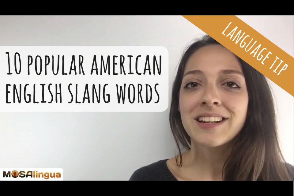 Istilah Bahasa Inggris Slang